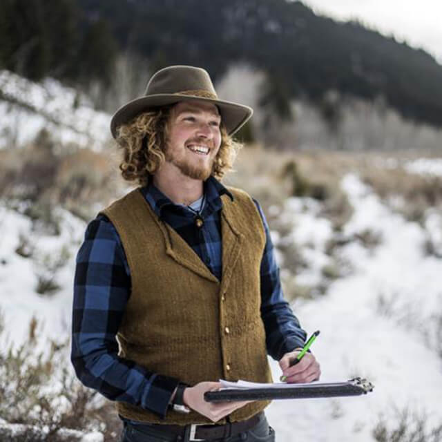 Trevor Bloom, Guides of Jackson Hole, Wyoming